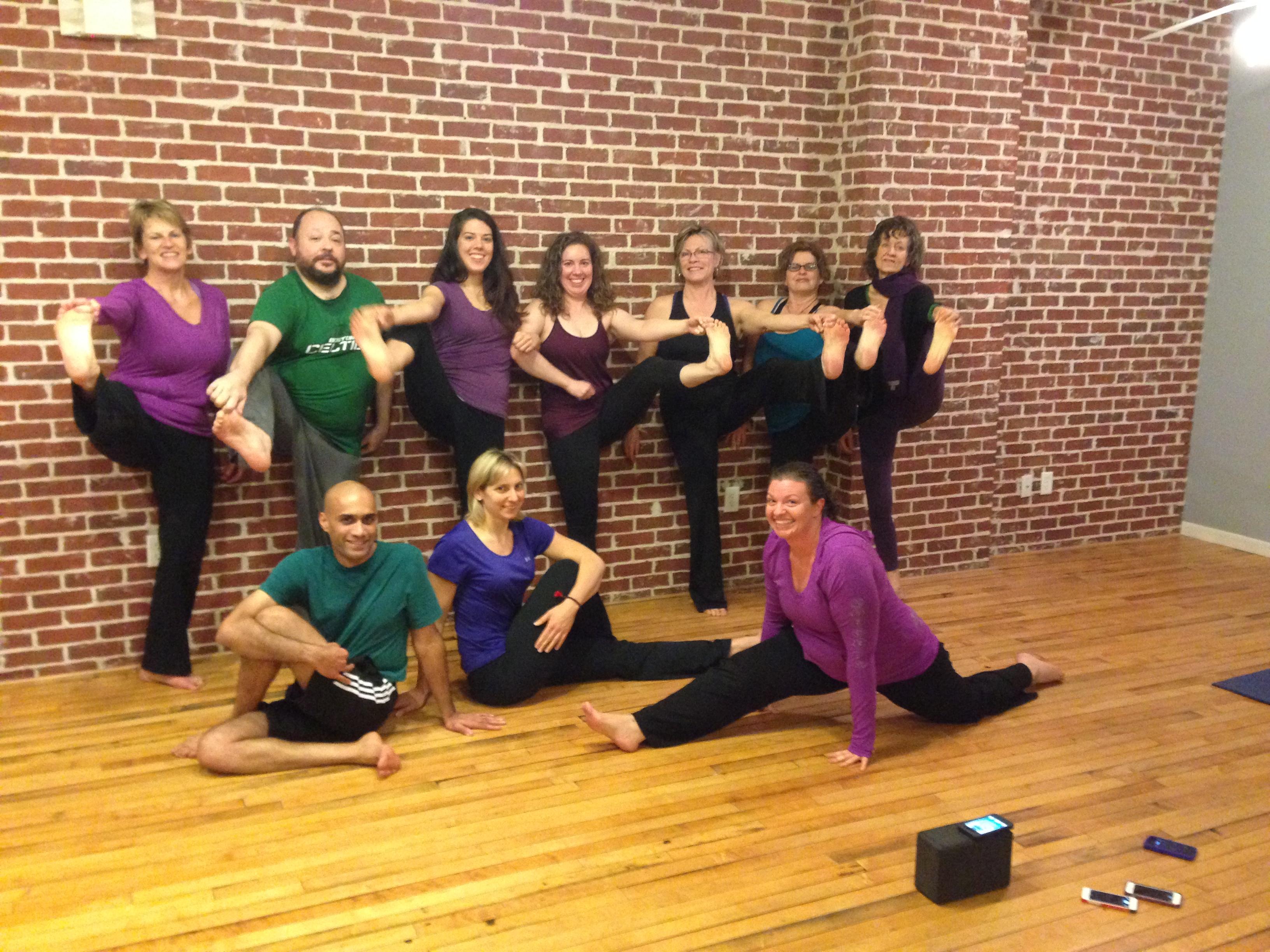 v yoga dallas