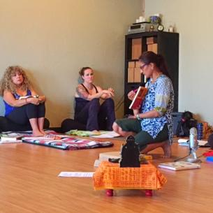 Arpita Shaw - Ayurveda Lifestyle Counselor Training with Living Yoga Dallas